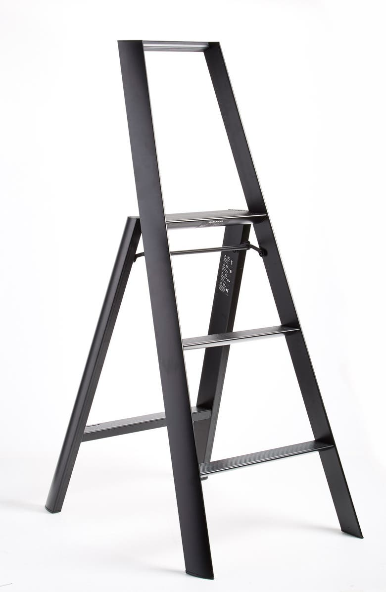 Awe Inspiring Hasegawa Lucano 3 Step Step Ladder Nordstrom Caraccident5 Cool Chair Designs And Ideas Caraccident5Info