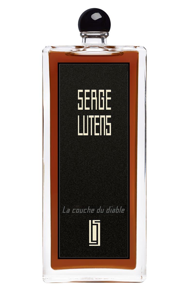 SERGE LUTENS La Couche du Diable Eau de Parfum, Main, color, 000