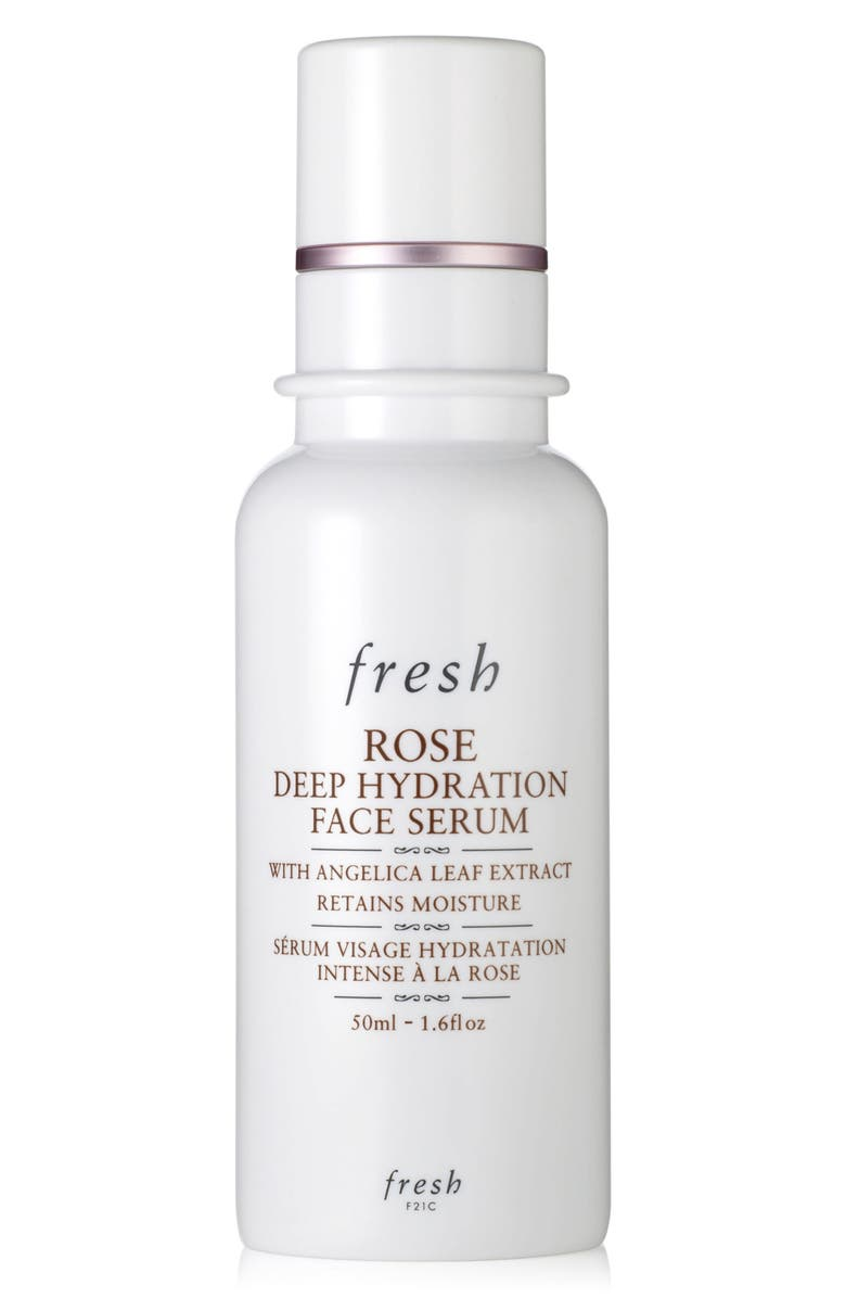FRESH<SUP>®</SUP> Rose Deep Hydration Face Serum, Main, color, NO COLOR