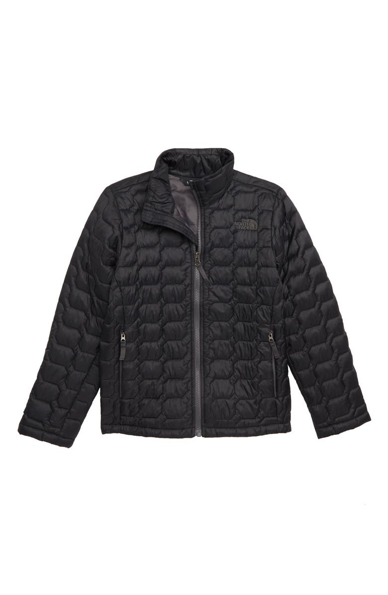 THE NORTH FACE ThermoBall<sup>™</sup> PrimaLoft<sup>®</sup> Packable Jacket, Main, color, 002