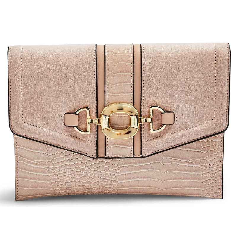 Clo Ring Clutch by Topshop
