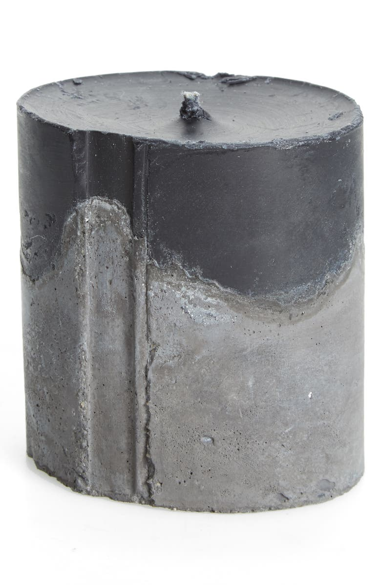 NOVEL STUDIOS Vetiver Concrete Candle, Main, color, 020