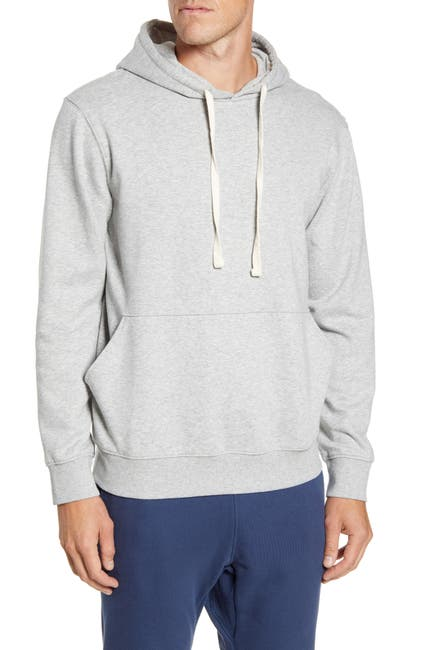 Image of Richer Poorer Heathered Pullover Lounge Hoodie