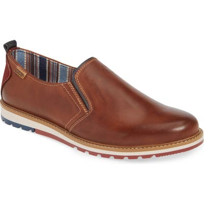 Pikolinos Berna Venetian Loafer - Brown