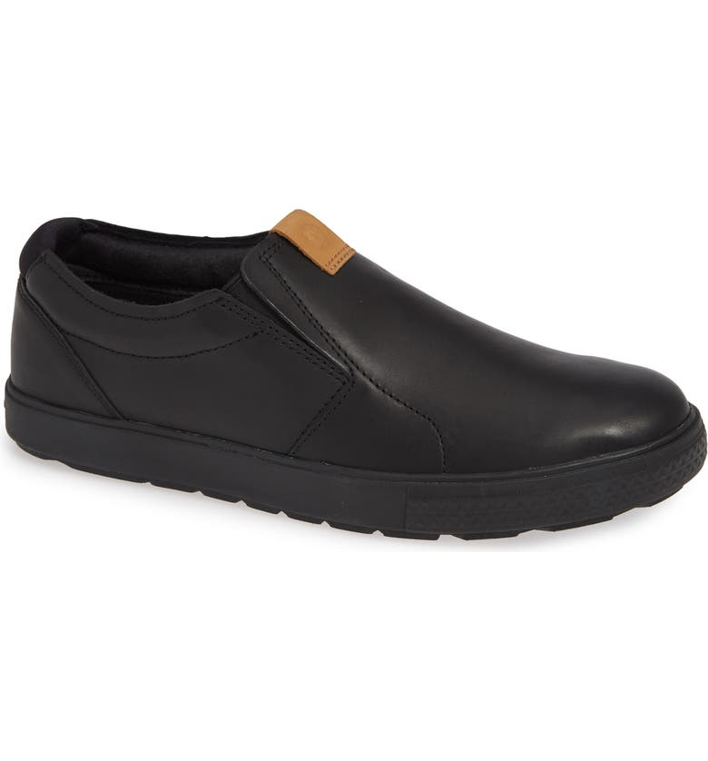 MERRELL Barkley Slip-On, Main, color, BLACK