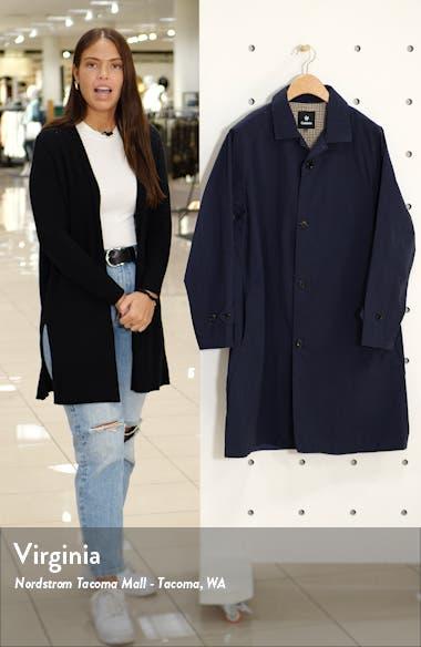 Bal Water Resistant Long Jacket, sales video thumbnail