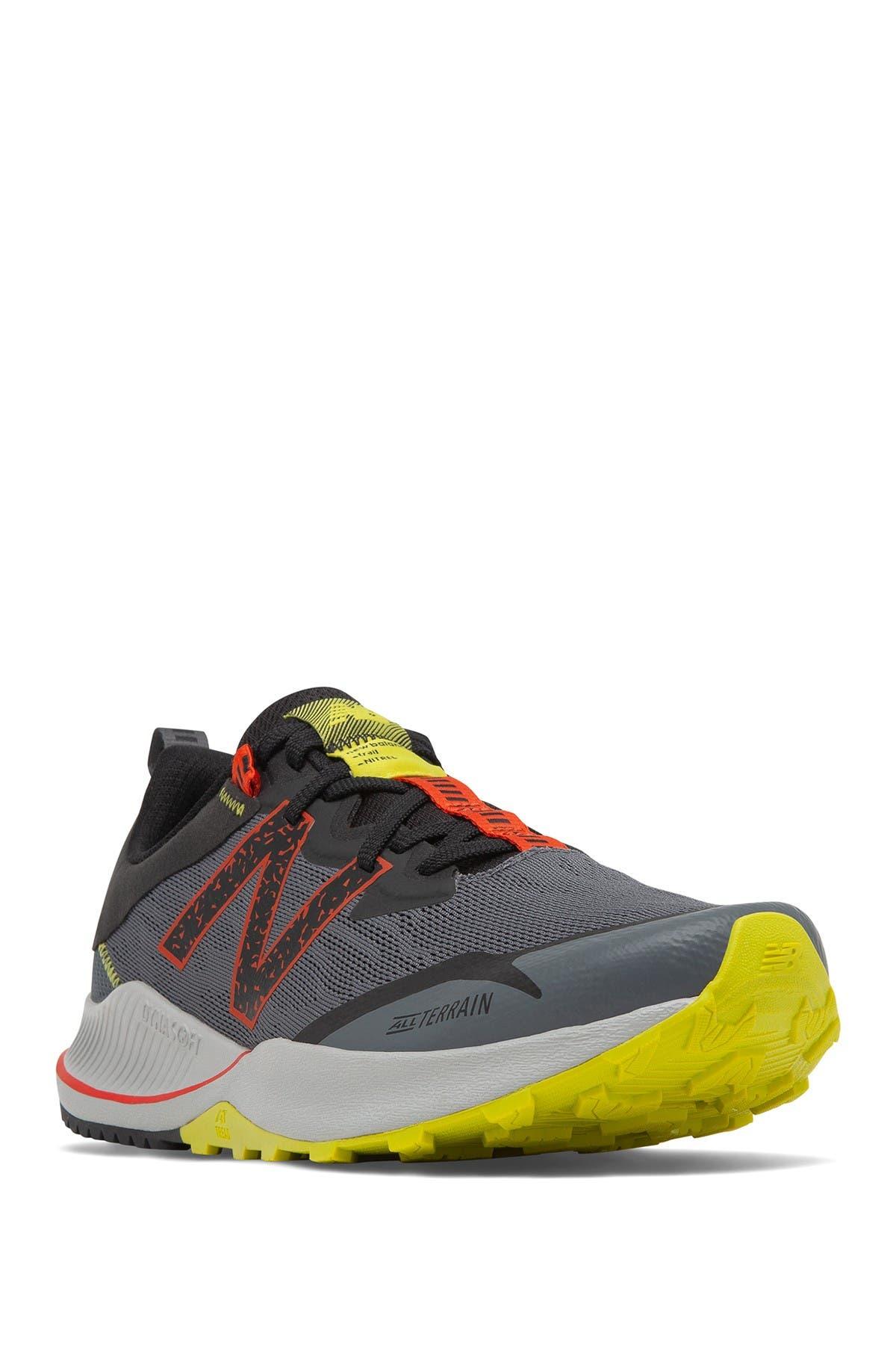 Image of New Balance Nitrel V4 Trail Running Sneaker