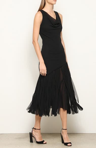 Tulle Fringe Dress, video thumbnail