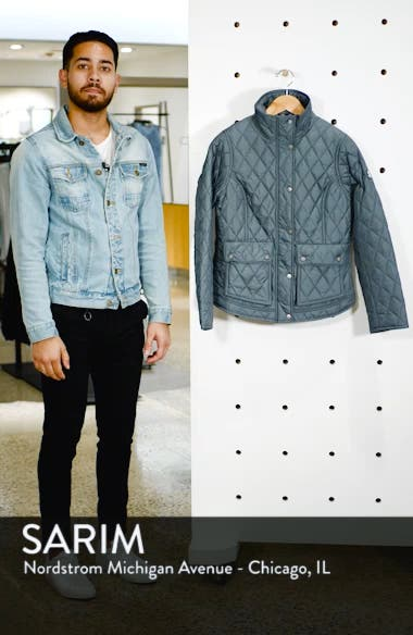 Fairway Quilted Jacket, sales video thumbnail