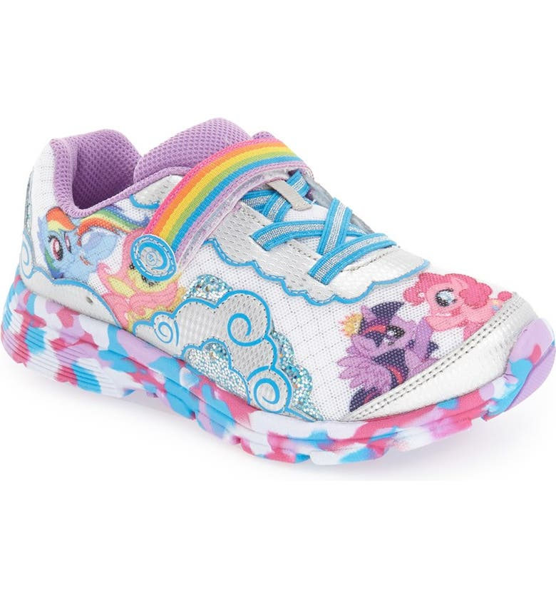 1d66f871591 Stride Rite 'My Little Pony' Light-Up Sneaker (Walker, Toddler ...