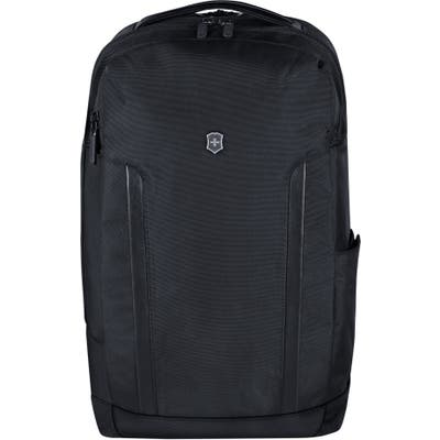 Victorinox Swiss Army Alpine Deluxe Travel Laptop Backpack - Black