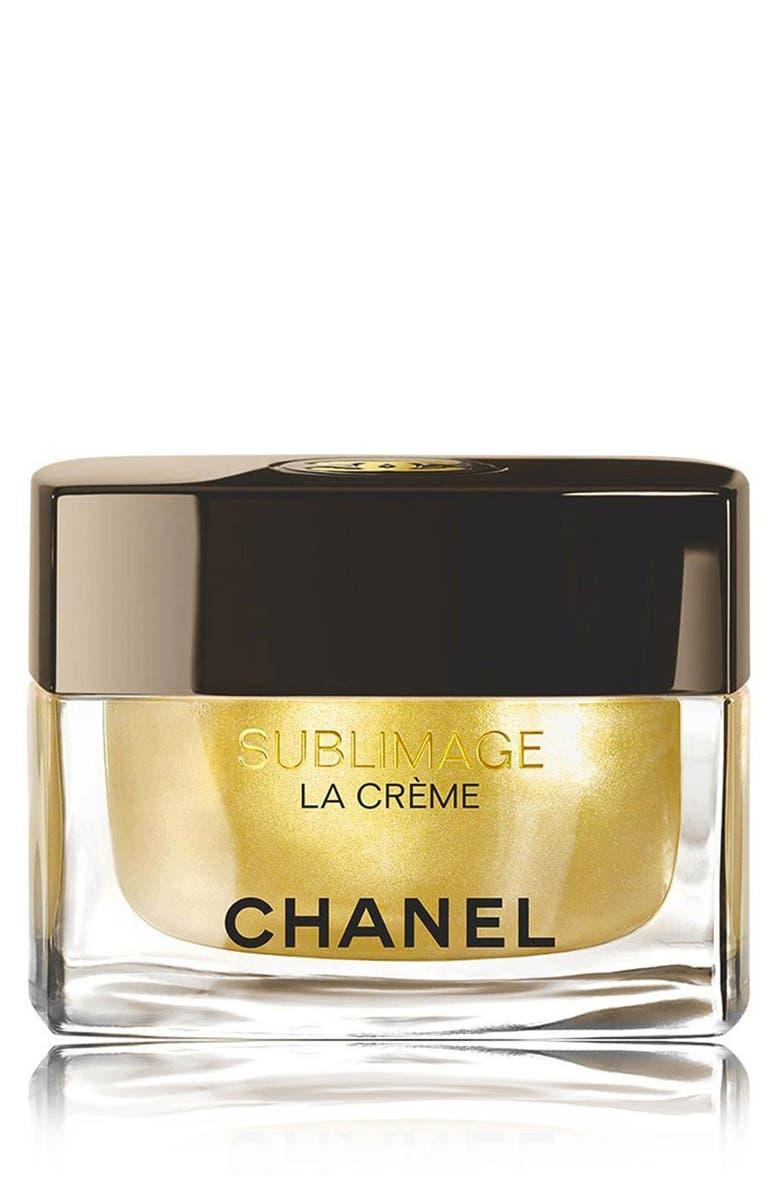 CHANEL SUBLIMAGE LA CRÈME <br />Ultimate Skin Regeneration, Main, color, NO COLOR