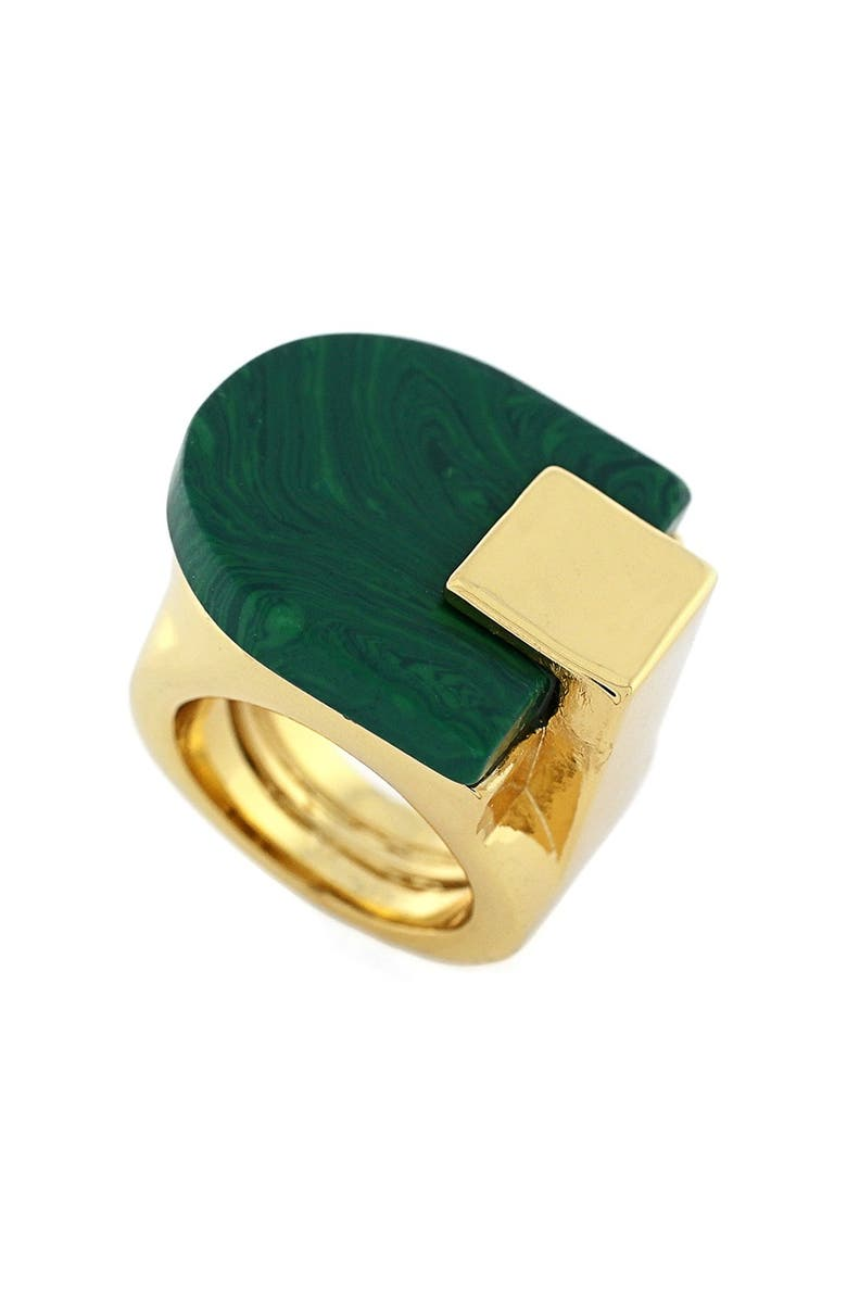 VINCE CAMUTO Cut Slab Ring, Main, color, 300