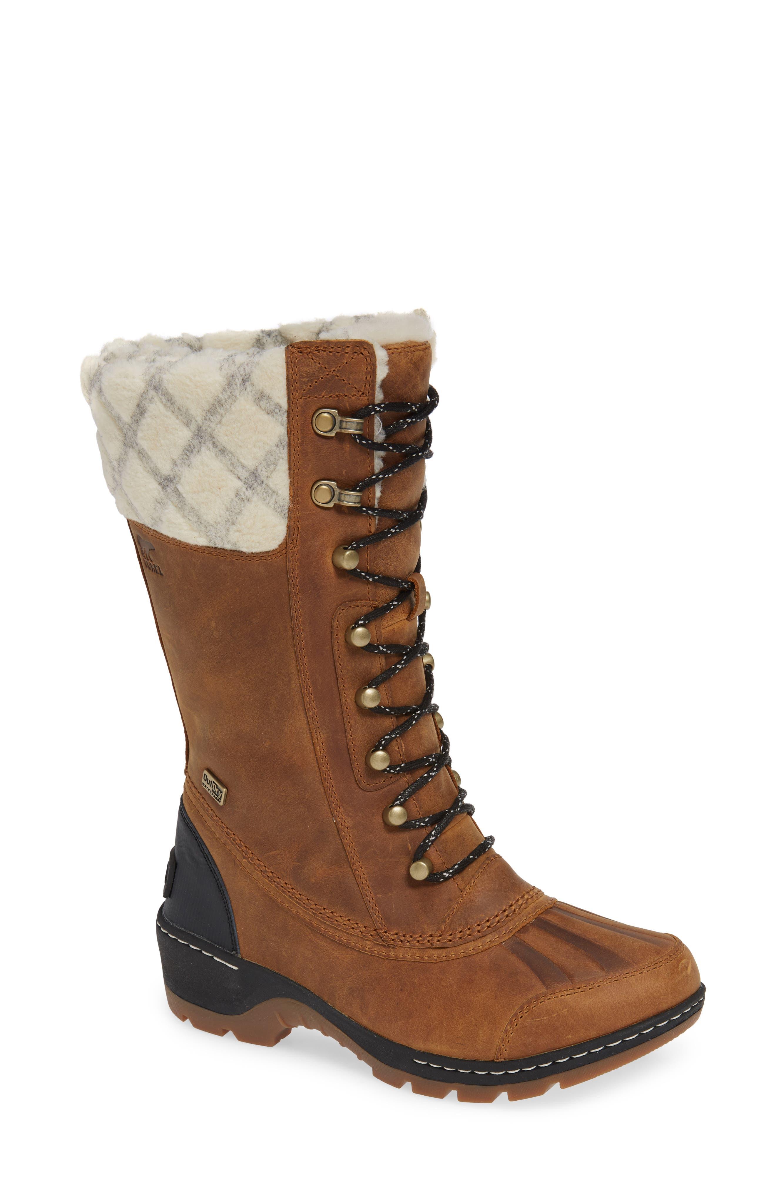Sorel Whistler(TM) Waterproof Insulated Boot