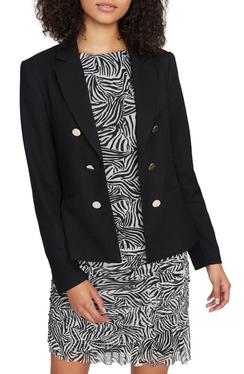 SANCTUARY The Academy Jacket, Main, color, BLACK