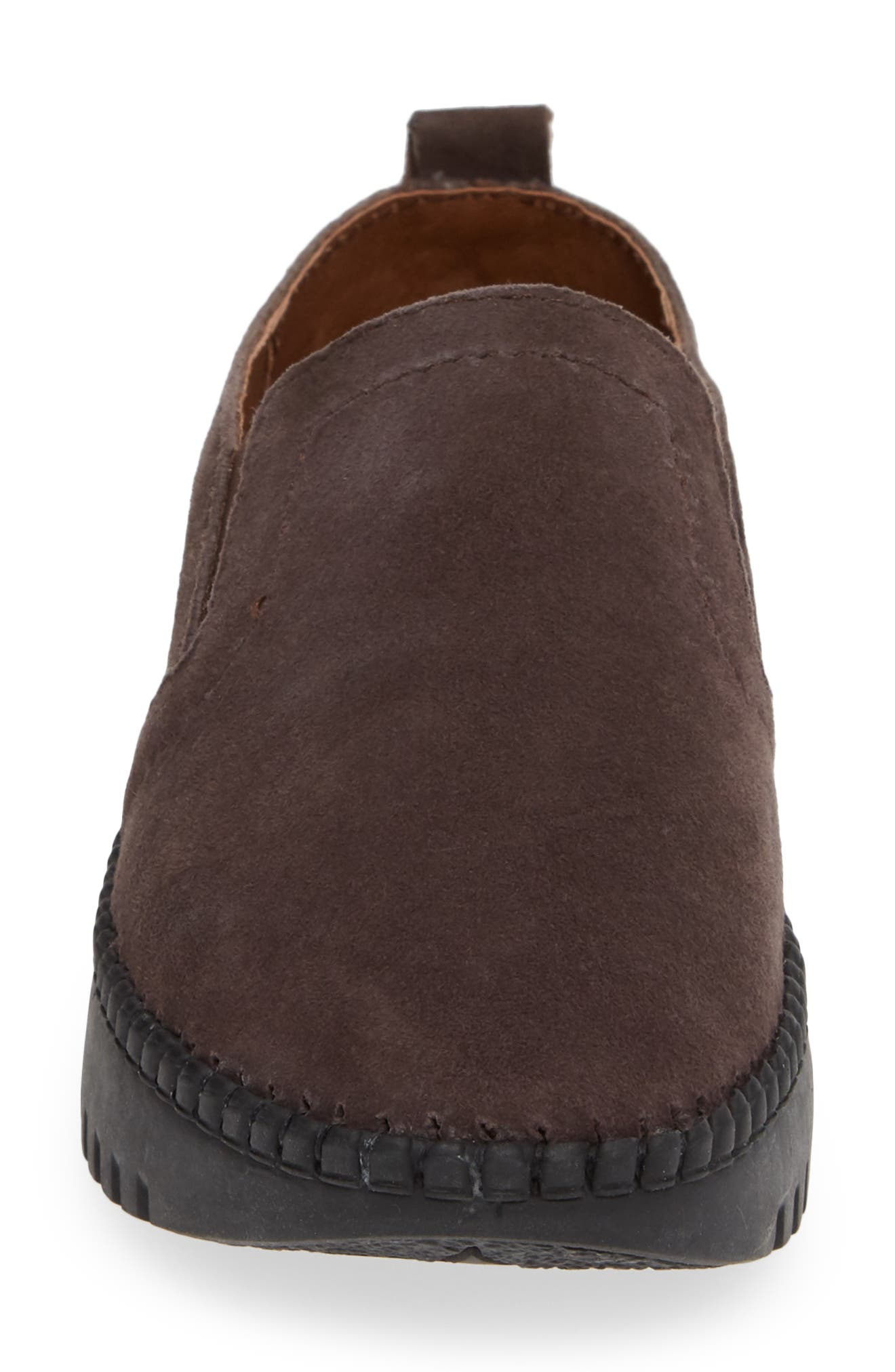 ,                             TW 82 Sneaker,                             Alternate thumbnail 4, color,                             TAUPE LEATHER
