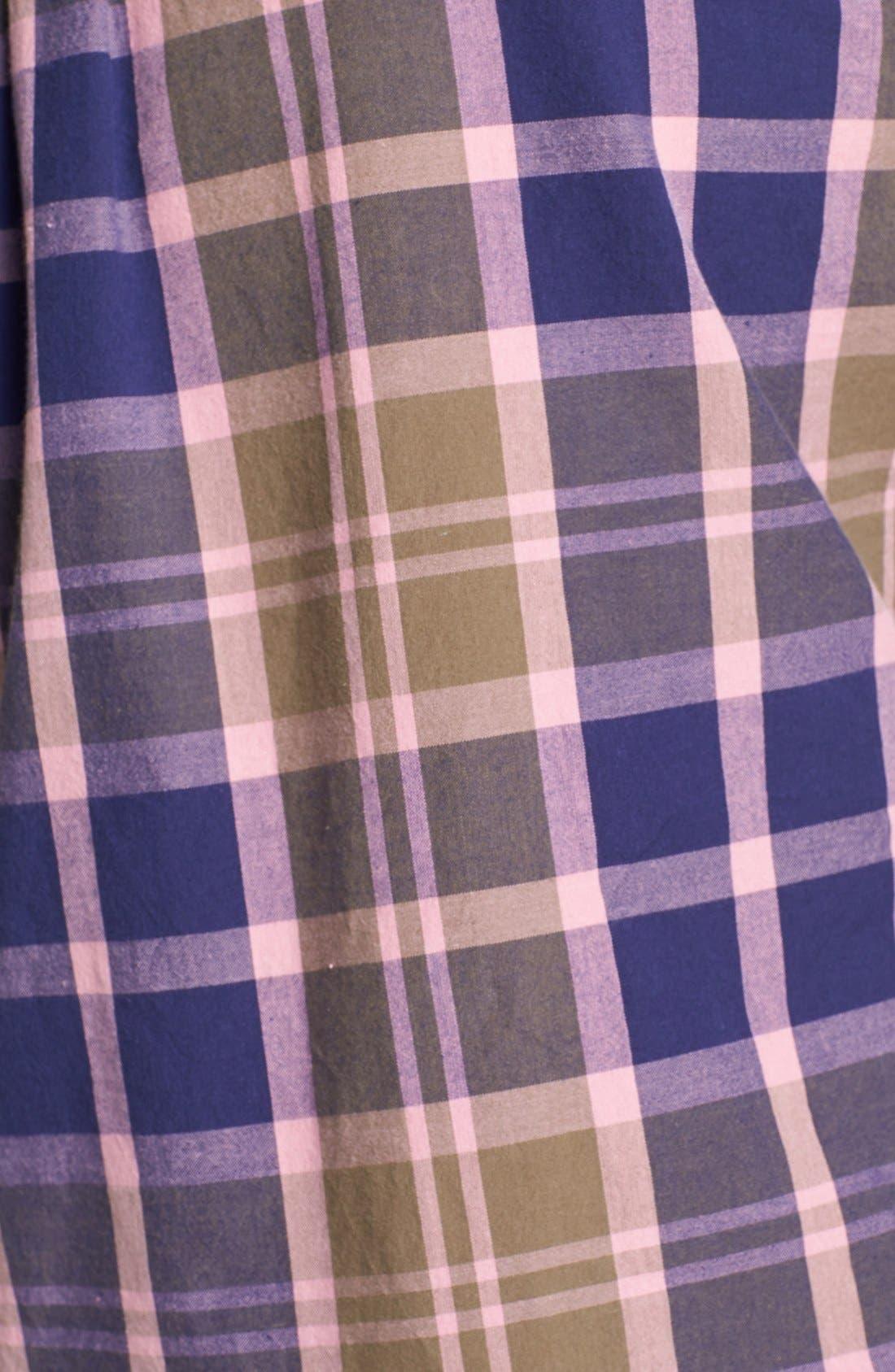 ,                             Plaid Shirt,                             Alternate thumbnail 8, color,                             650