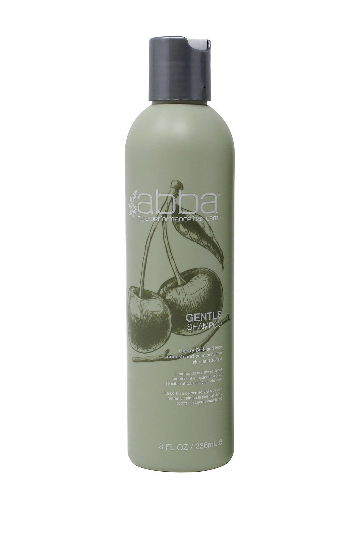 Image of ABBA Gentle Shampoo - 8 oz.