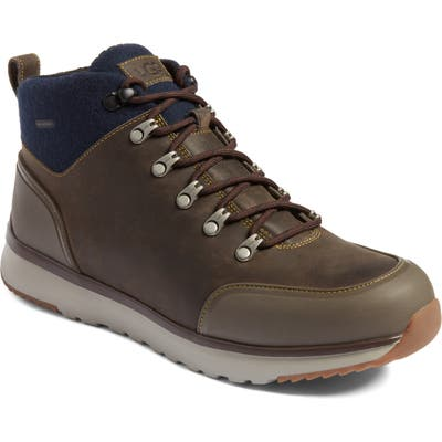 UGG Olivert Hiking Waterproof Boot, Grey