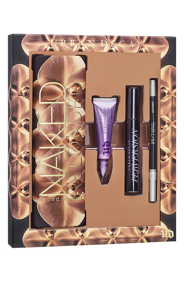 Urban Decay Naked Reloaded Set 111 Value