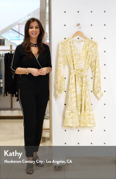Long Sleeve Button Front Dress, sales video thumbnail