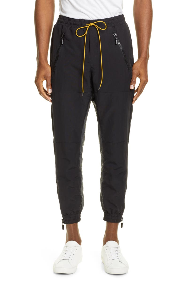 RHUDE Flight Pants, Main, color, 001