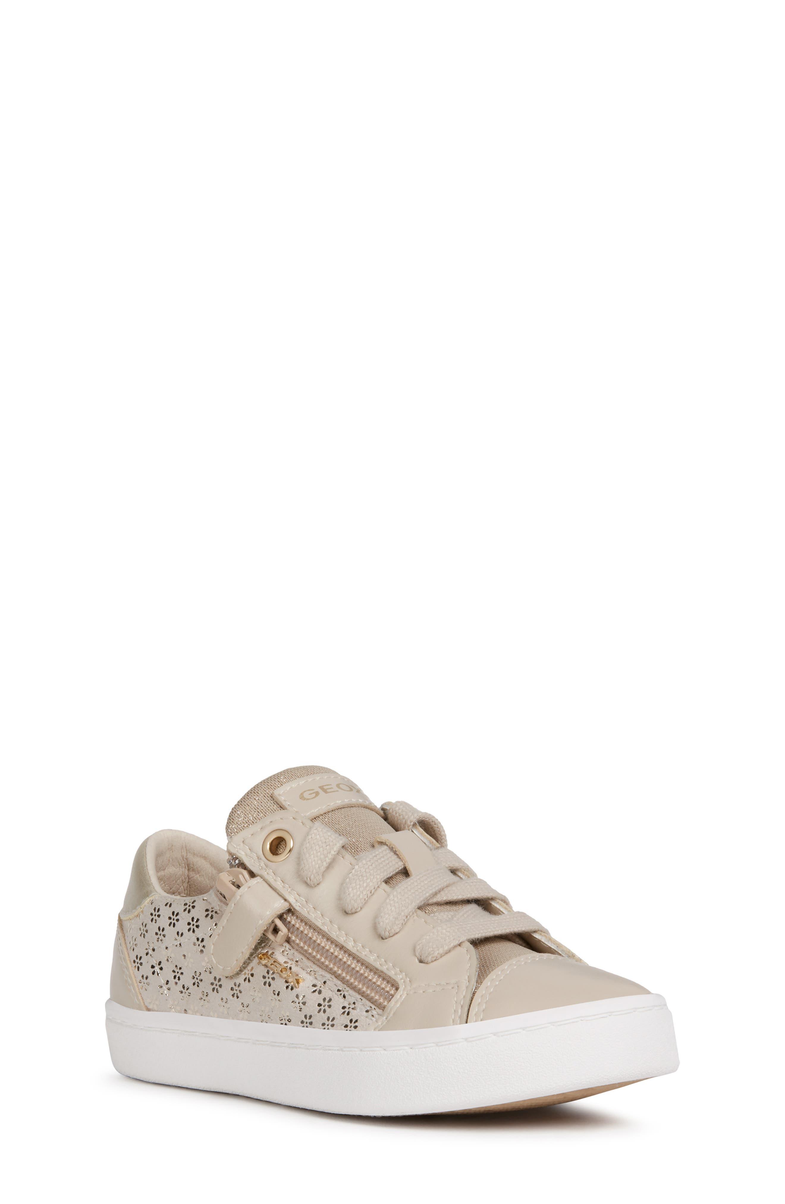 Geox Baby Girls' B Kilwi Low-Top Sneakers