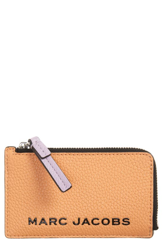 The Marc Jacobs Wallets SMALL TOP ZIP LEATHER WALLET