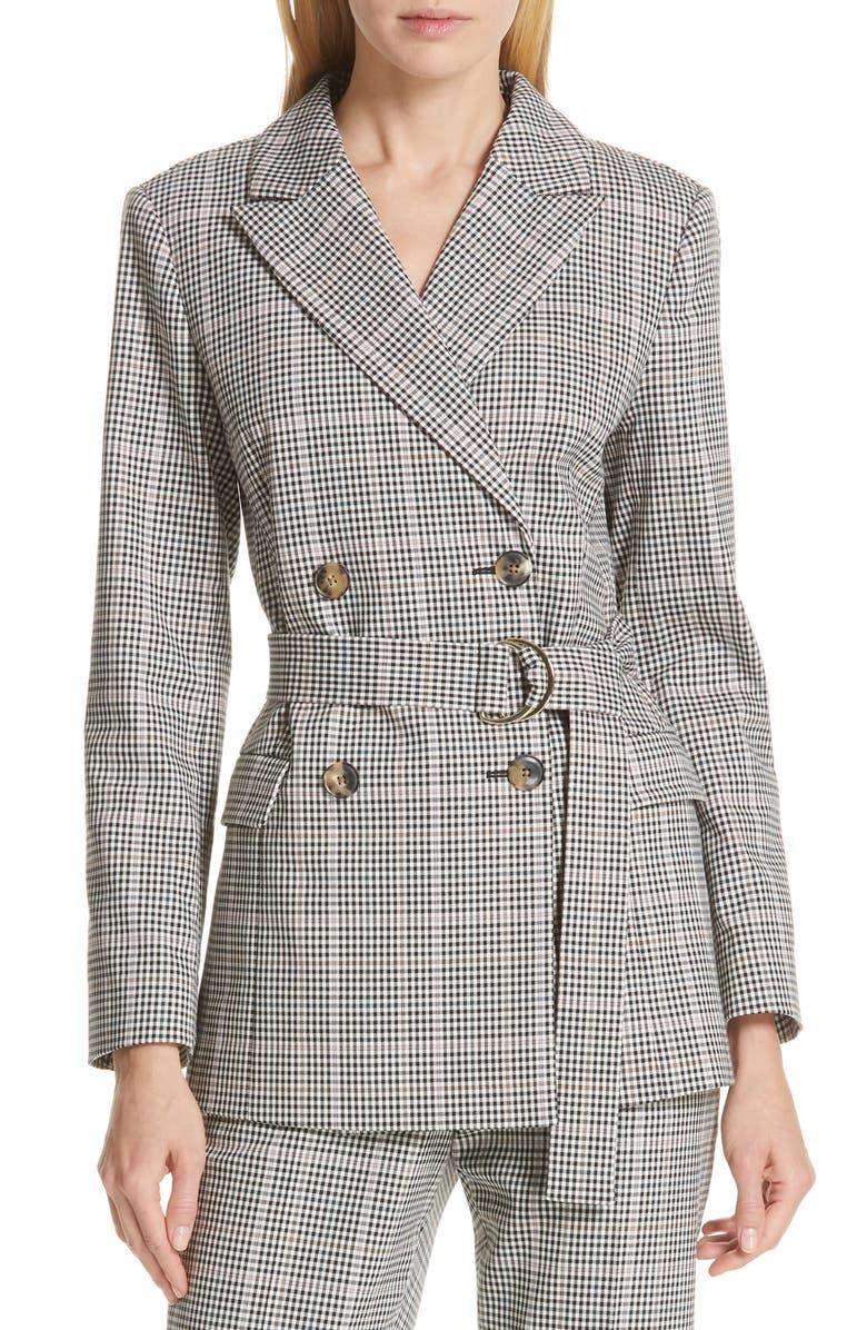 KATE SPADE NEW YORK menswear modern blazer, Main, color, 020