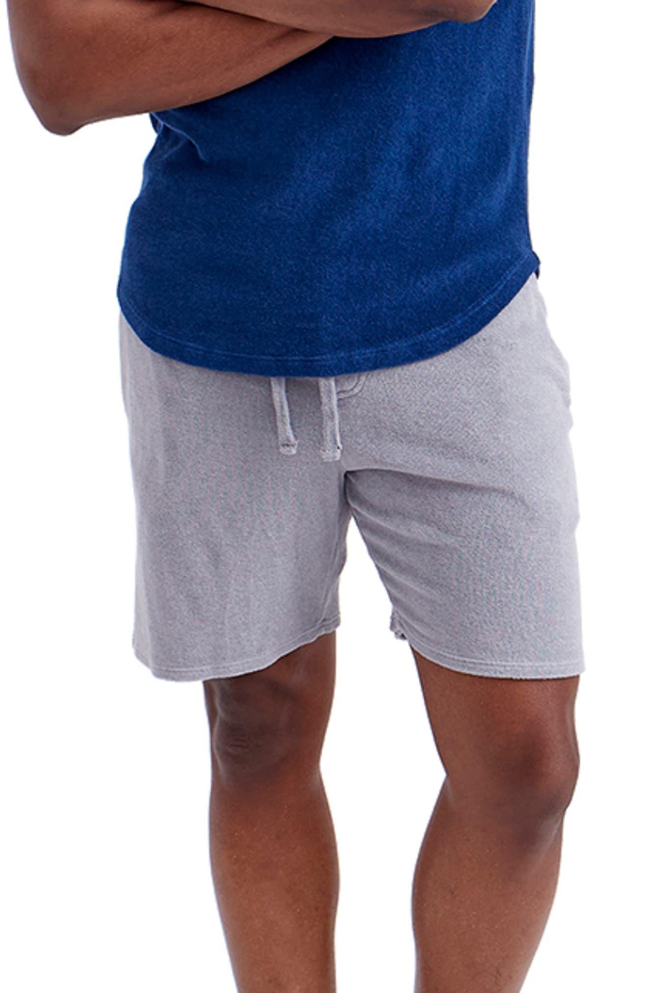 Terry Cloth Shorts