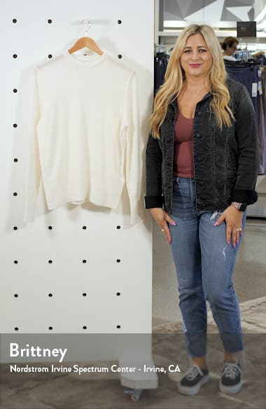 Sanni Cashmere Sweater, sales video thumbnail