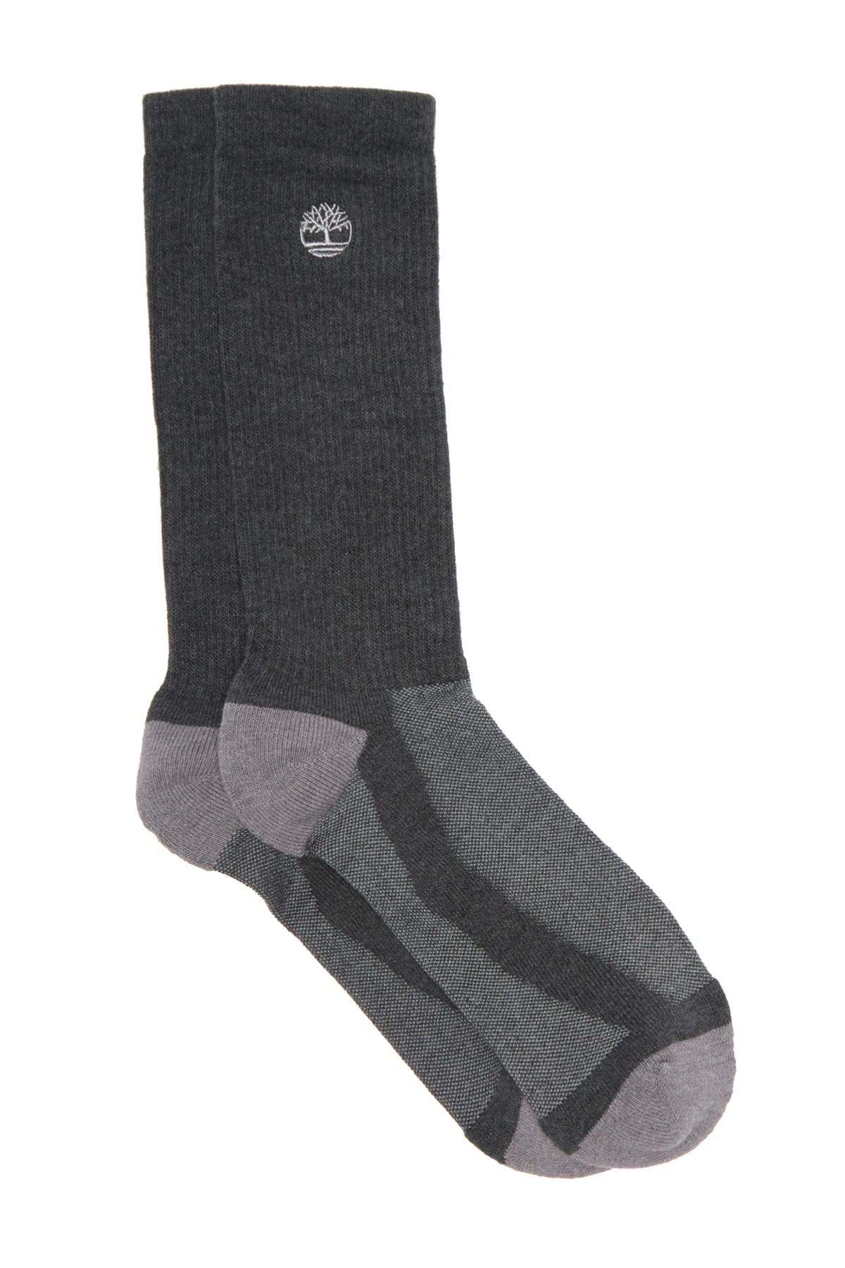 Image of Timberland CoolMax Crew Socks - Pack of 2