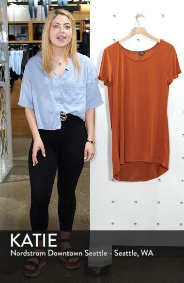 Liam T-Shirt Dress, sales video thumbnail