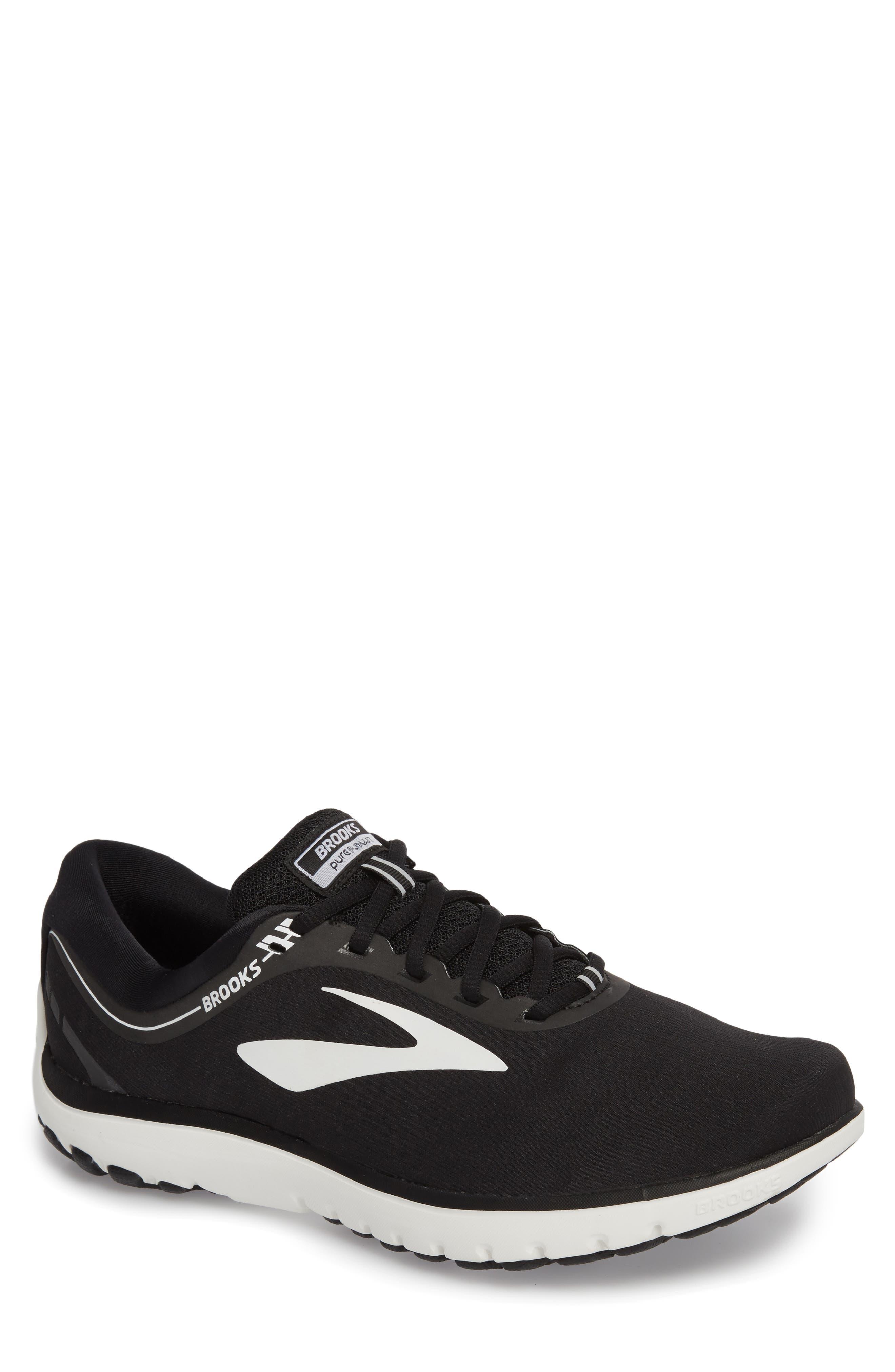 Brooks Pureflow 7 Running Shoe - Black