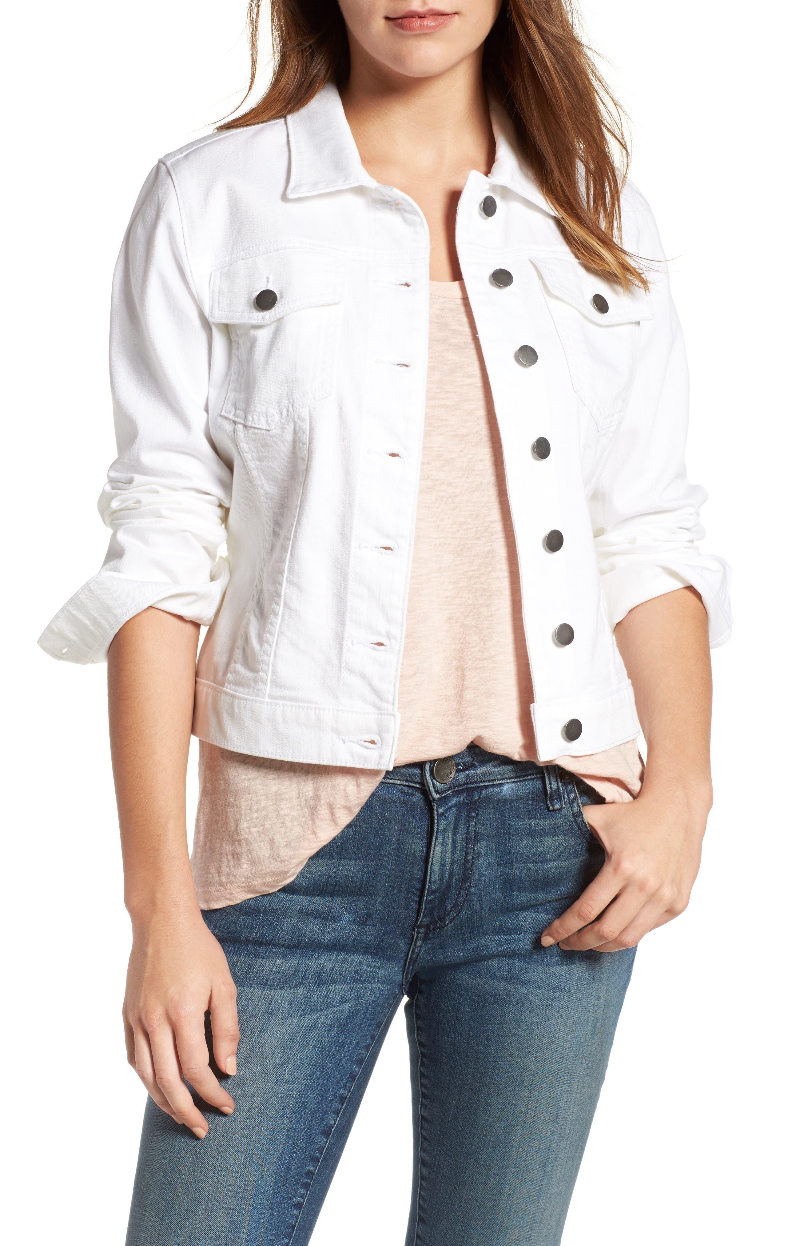 'Helena' Denim Jacket
