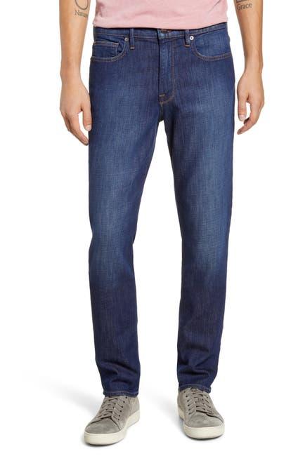 Image of FRAME L'Homme Athletic Slim Fit Jeans