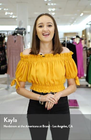 Simple Pleated Skirt, sales video thumbnail