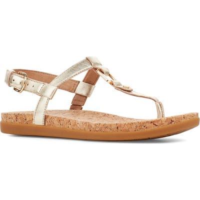 UGG Aleigh Sandal, Metallic