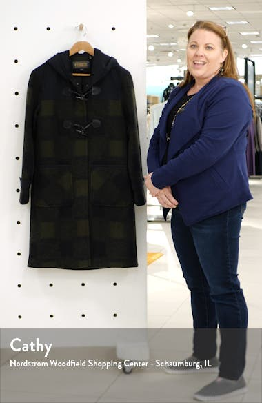 Sandy Hooded Duffle Coat, sales video thumbnail