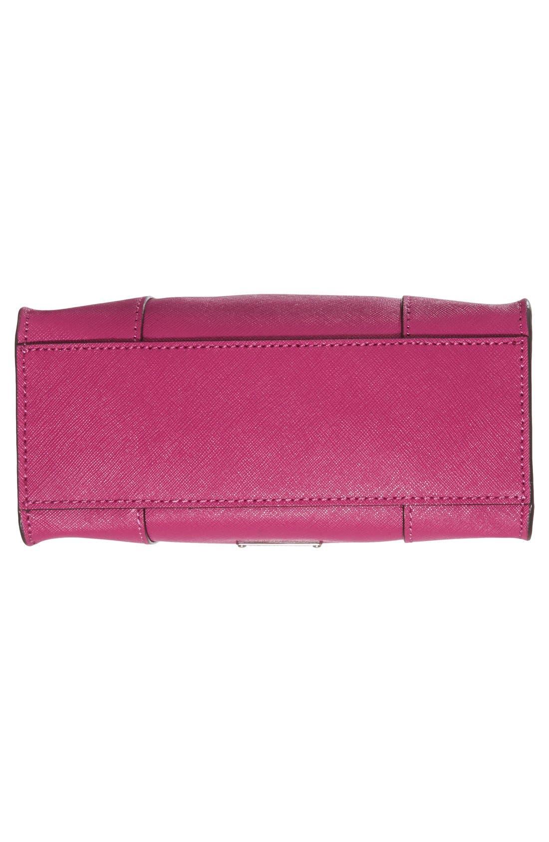 ,                             'Mini MAB Tote' Crossbody Bag,                             Alternate thumbnail 117, color,                             655
