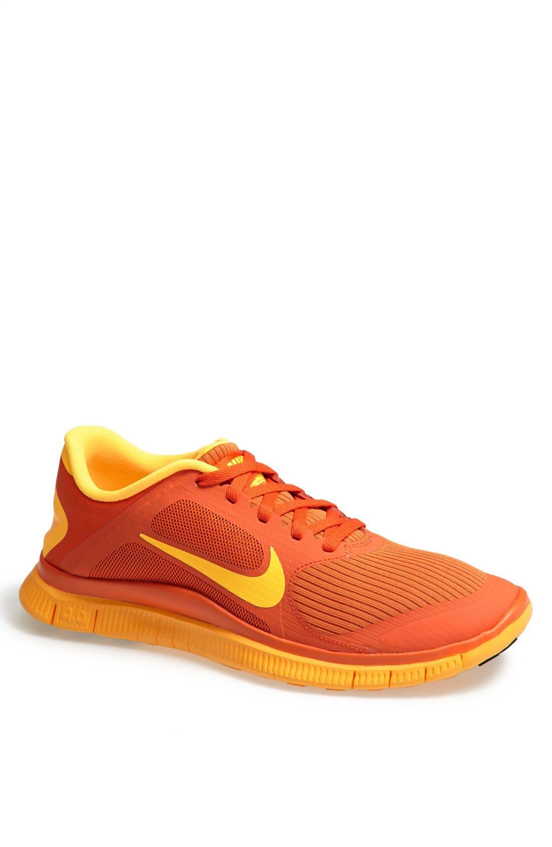 ,                             'Free 4.0 V3' Running Shoe,                             Main thumbnail 61, color,                             880