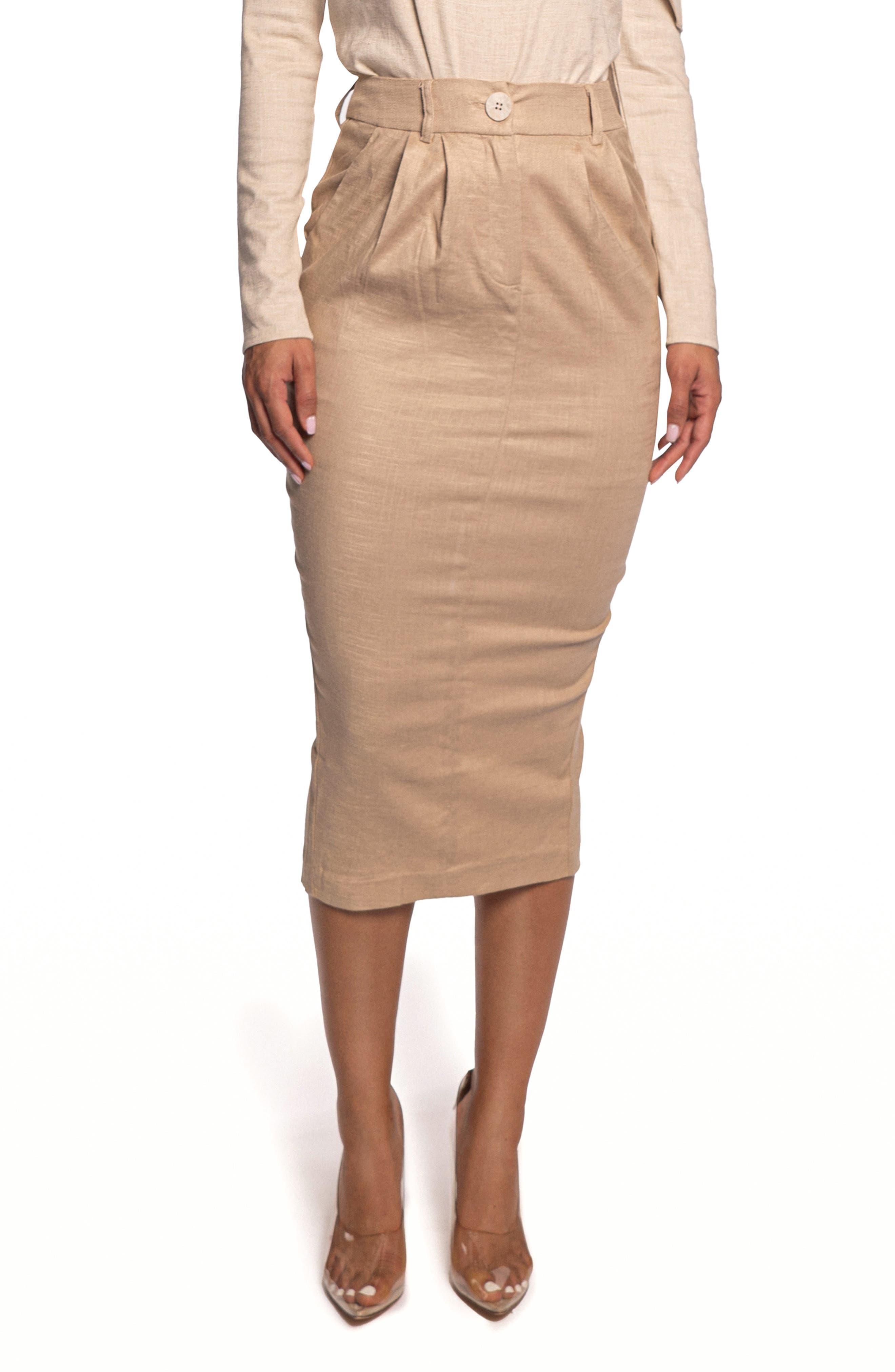 Suri Pencil Skirt