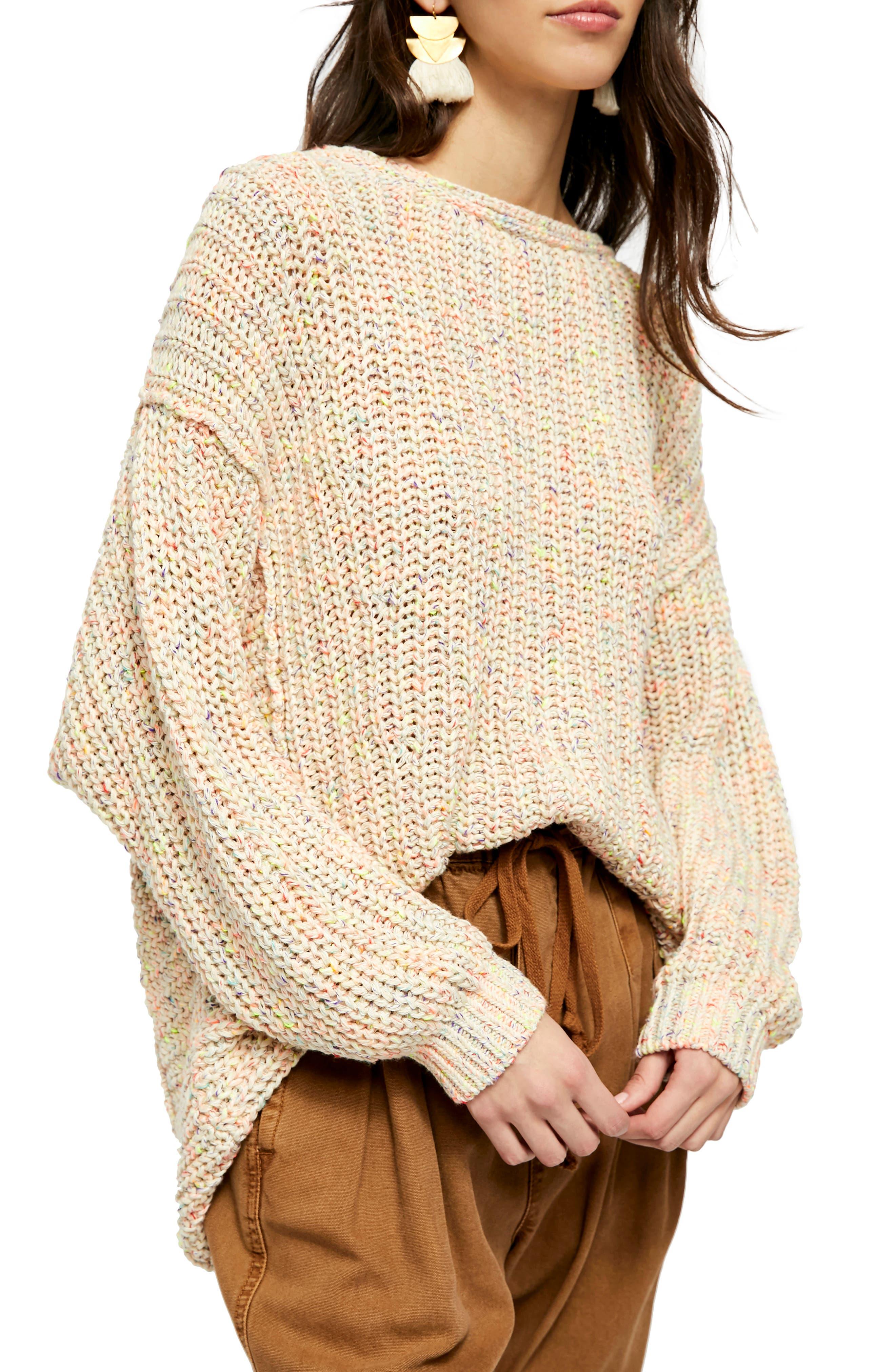 Image of Free People Neon Lights Sweater