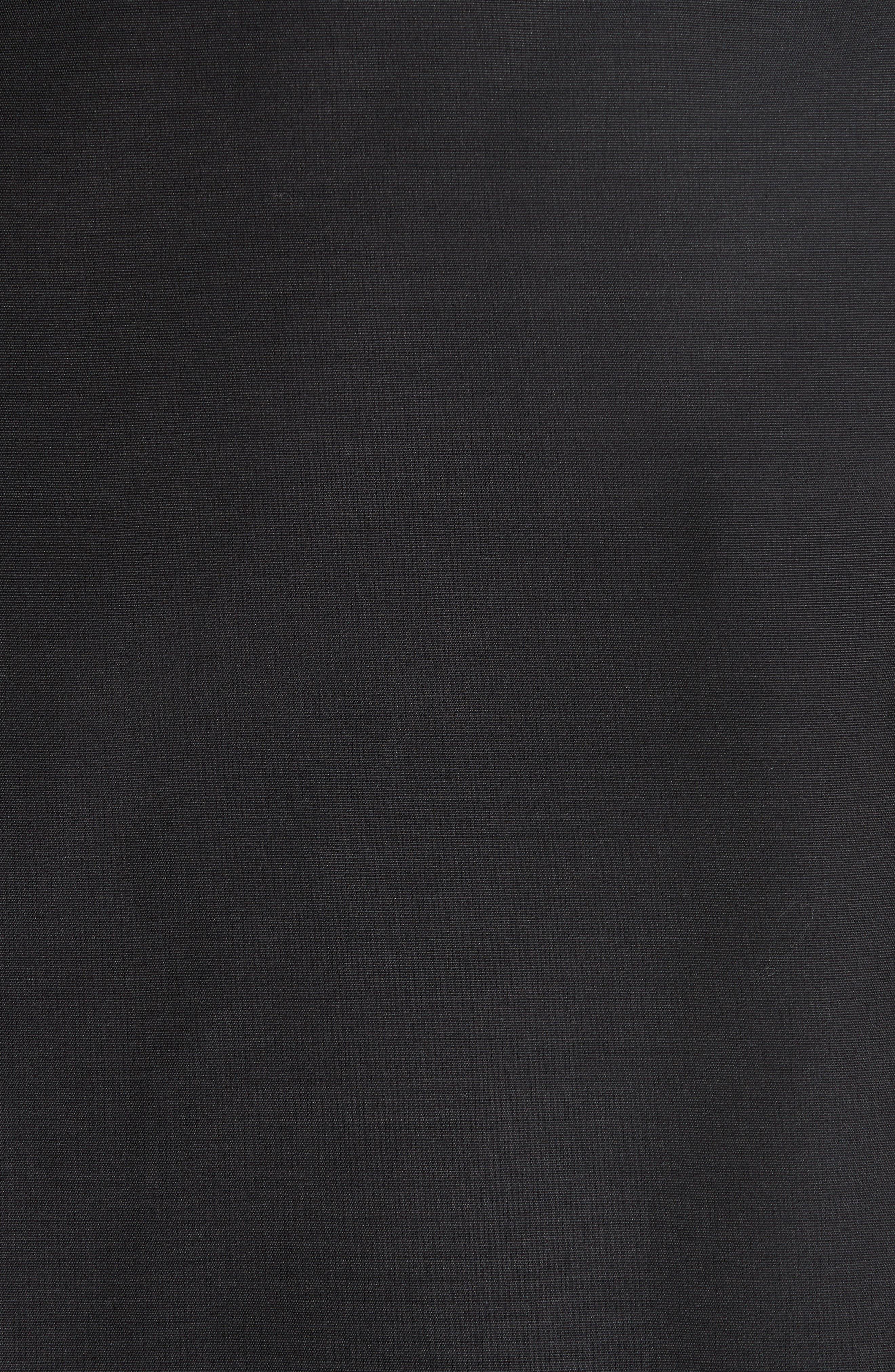 ,                             Woven Shirt,                             Alternate thumbnail 5, color,                             BLACK