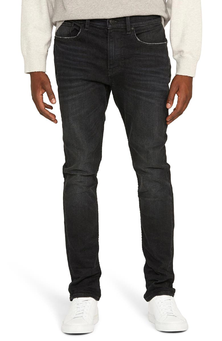 HUDSON JEANS Zack Skinny Jeans, Main, color, EXPANSION