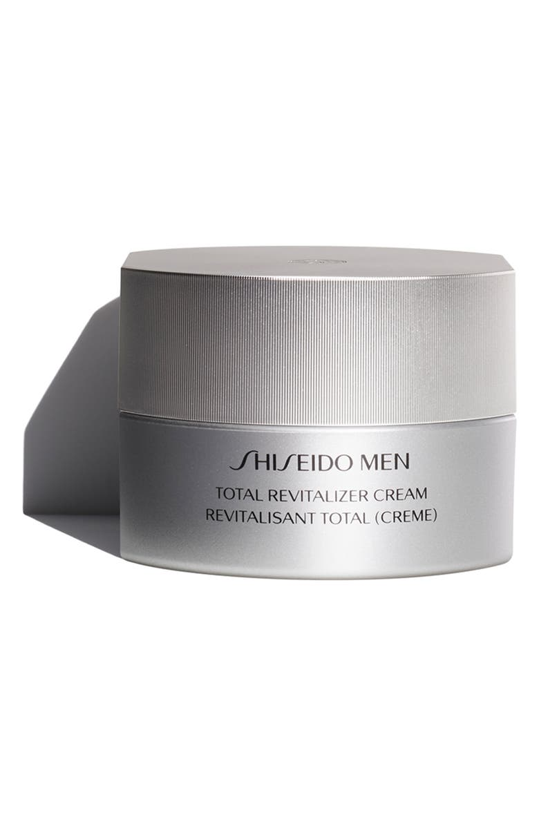 SHISEIDO Men Total Revitalizer Cream, Main, color, NO COLOR