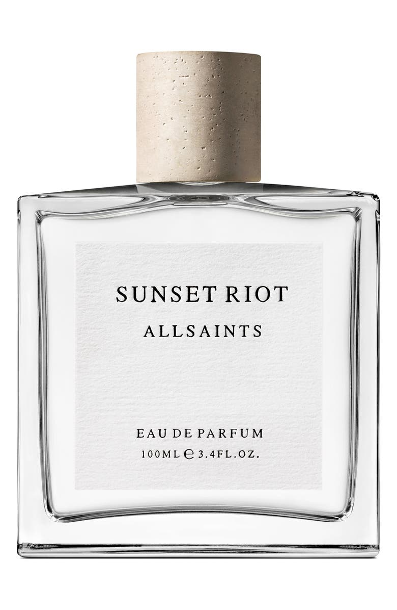 ALLSAINTS Sunset Riot Eau de Parfum, Main, color, NO COLOR