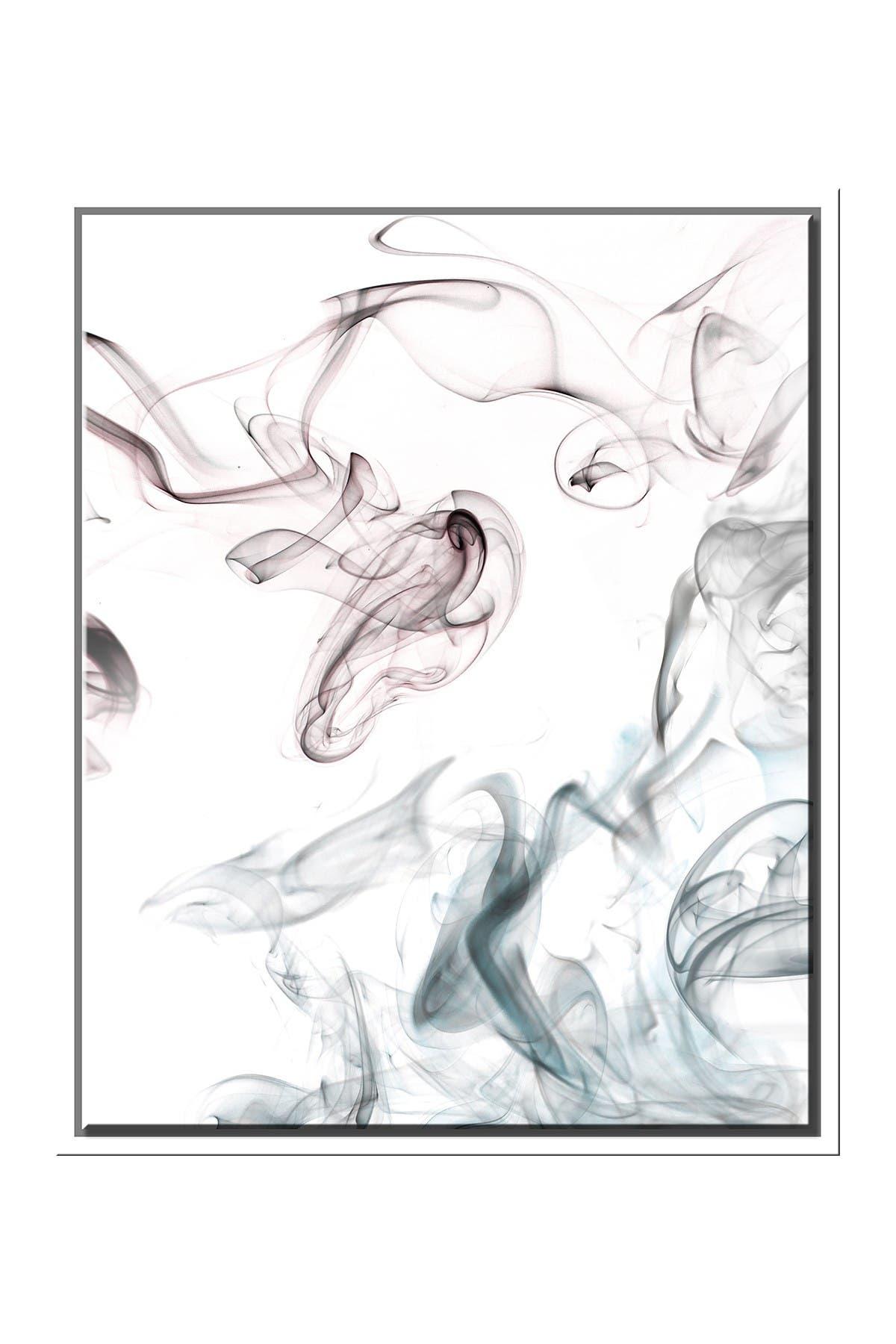 Image of PTM Images Emulsion I Canvas with Floater Frame