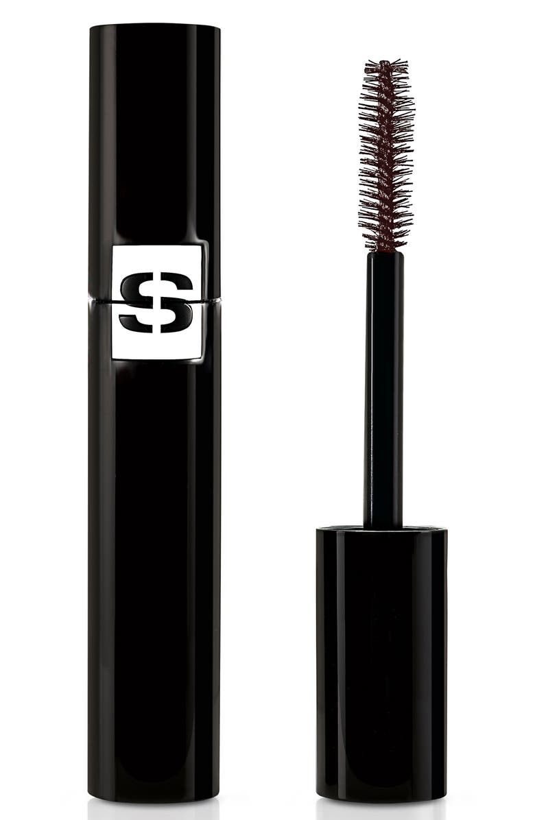 SISLEY PARIS So Volume Volumizing Fortifying Mascara, Main, color, DEEP BROWN