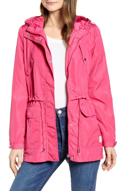 Image of Sam Edelman Anorak Hooded With Drawcord